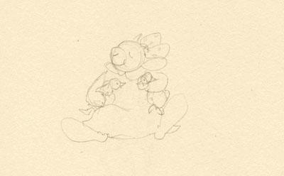 M-t-mousebabyducks